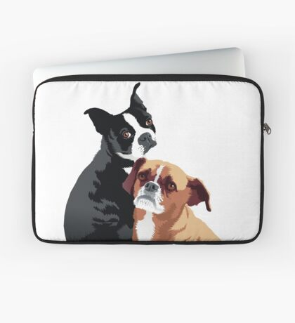 Tuppence and Pepper Laptop Sleeve
