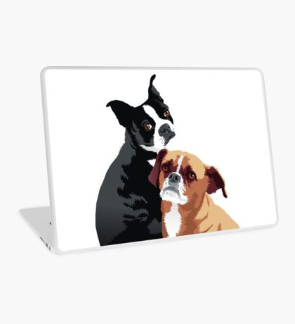 Tuppence and Pepper Laptop Skin