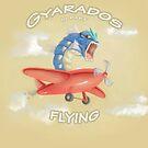 Gyarados is part Flying by UmiKit