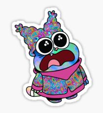 Trippy Chowder (No Rainbow) Sticker