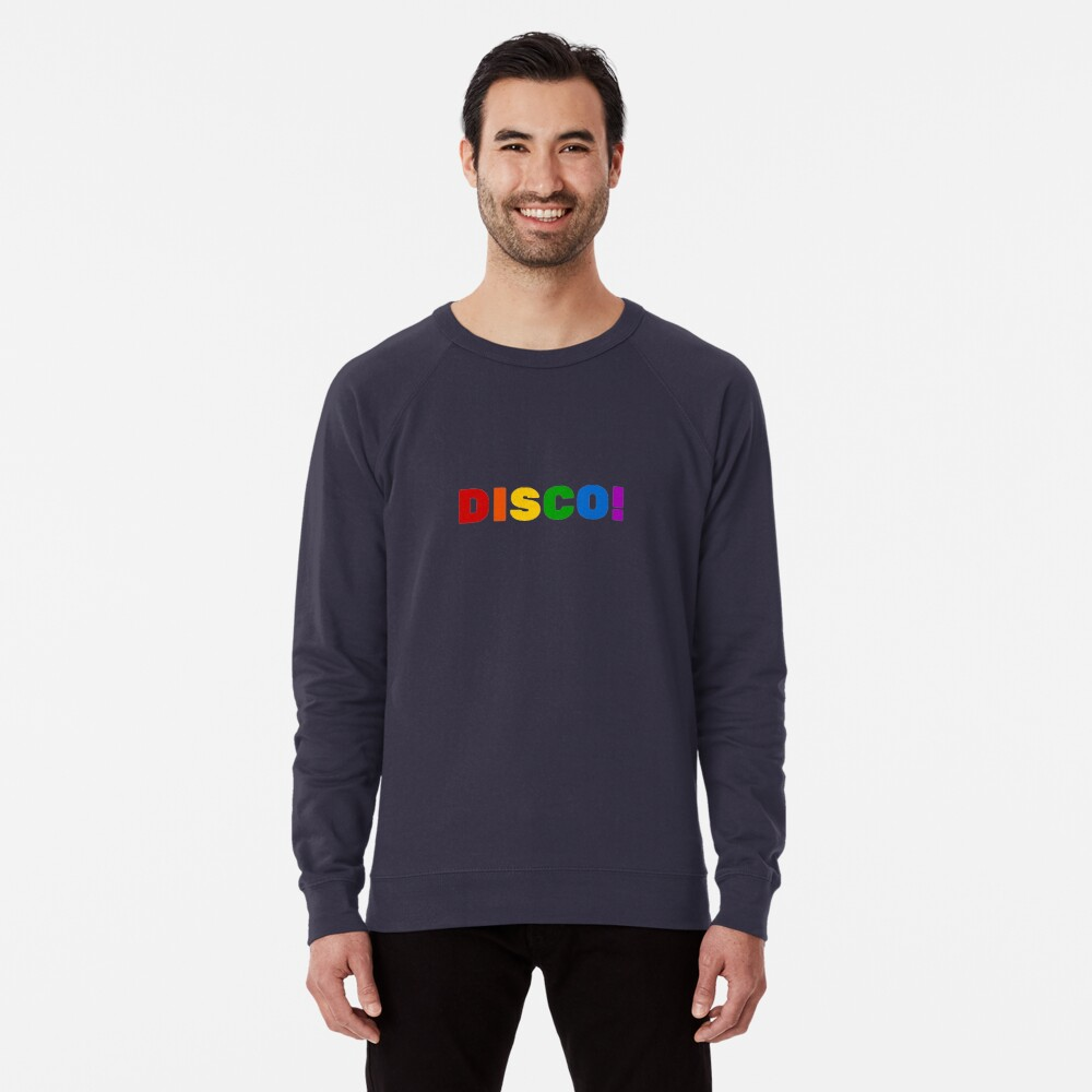 DISCO! Lightweight Sweatshirt