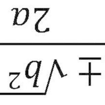Quadratic Equation 1.0 by 3CHON