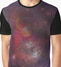 Cosmic Atmos Graphic T-Shirt