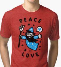 Coolest Wizard Tri-blend T-Shirt