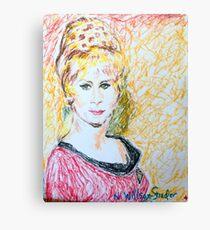 Yeoman Rand Canvas Print