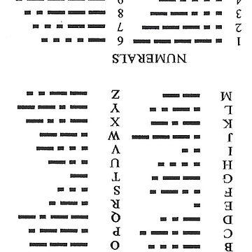 Morse Code 1.0 by 3CHON