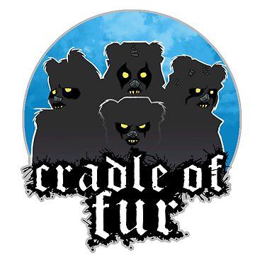 Cradle of Fur - Silhouette by rhannah25