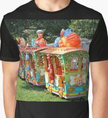Childhood Dreams Graphic T-Shirt