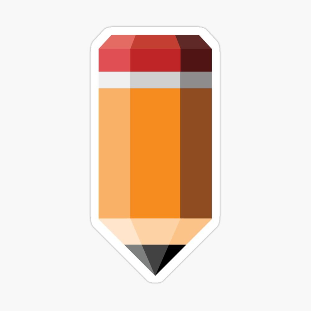 Pencil! Sticker