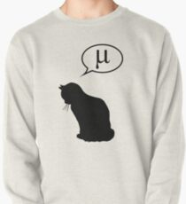 Physics Cat and Friction Coefficient Pullover
