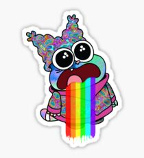 Trippy Chowder Sticker