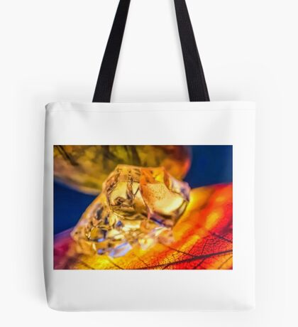 Veins of Distant Eyes Tote Bag