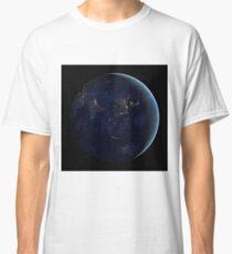 GLOBAL NIGHT Classic T-Shirt