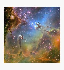 EAGLE NEBULA Photographic Print