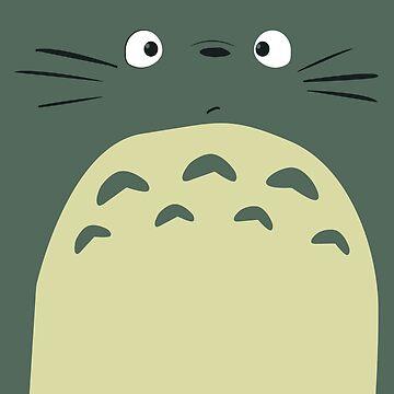 Totoro by malatulamen