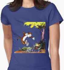 Calvin and Hobbes Playground T-Shirt