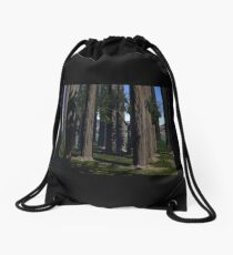 Can't See the Forest for the Trees Drawstring Bag