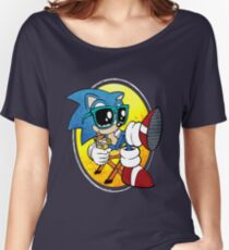 Sonic Chill Women's Relaxed Fit T-Shirt