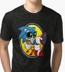 Sonic Chill Tri-blend T-Shirt