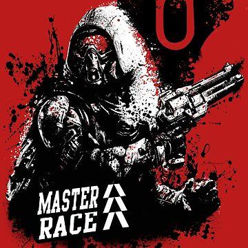 Hunter Master Race by sonicdude242