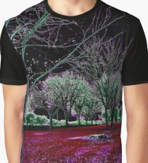 Autumnal Reversography Graphic T-Shirt