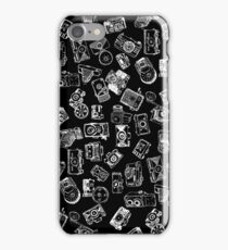 Junkstore cameras. Vintage camera phone case, scarf, journal and more. iPhone Case/Skin