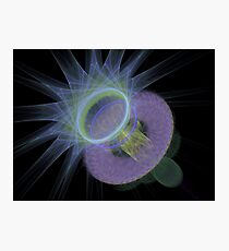 Fractal Space  Photographic Print