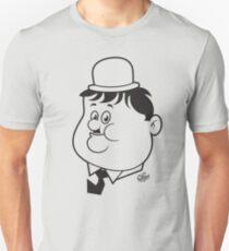 Oliver Hardy Unisex T-Shirt