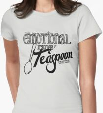 Emotional Range of a Teaspoon Women's Fitted T-Shirt