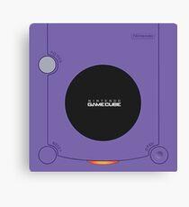 Nintendo gamecube Illustrations Canvas Print