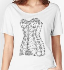 Corset #1 Women's Relaxed Fit T-Shirt