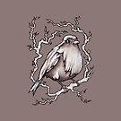 Sitting Pretty Bird by losthero