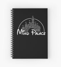 Mind Palace Spiral Notebook