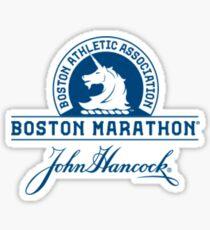 Pegatina Maratón de Boston