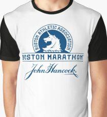 Boston Marathon Graphic T-Shirt