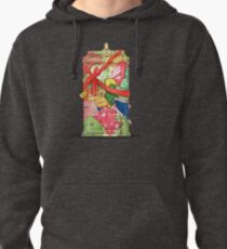 The best present in all of space and time Pullover Hoodie