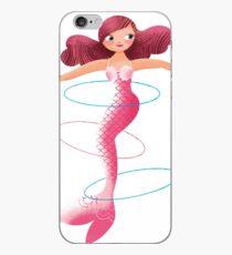 Happy Hula girls mermaid 1 iPhone Case