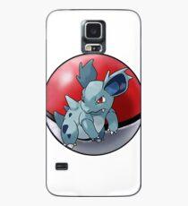Nidorina pokeball - pokemon Case/Skin for Samsung Galaxy