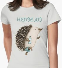 Hedgejog Women's Fitted T-Shirt
