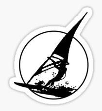 Professional Windsurfing (Logo) Sticker
