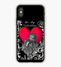 * • .¸ ♥♥ ¸. • * VALENTINE KÜSSEN B MEINE VALENTIN * • .¸ ♥♥ ¸. • * iPhone-Hülle & Cover