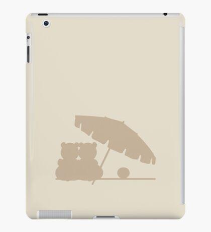 Love Bears on the Beach VRS2 iPad Case/Skin