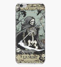 Vinilo o funda para iPhone Tarjeta de Muerte