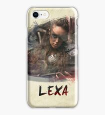 Lexa - The 100 -1 iPhone Case/Skin