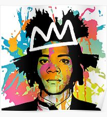 Basquiat 4 Poster