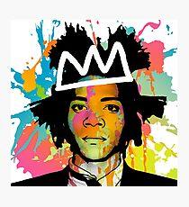 Basquiat 4 Photographic Print