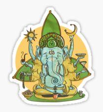 Ganesha Sticker