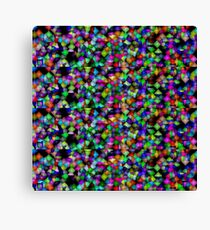 Randomly generated  Canvas Print