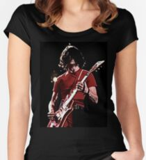 Jack White Women's Fitted Scoop T-Shirt