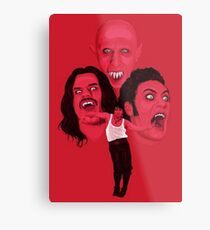 What We Do In The Shadows Metal Print